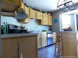 how to paint kitchen tile backsplash how to paint a tile my budget solution tutorials painting kitchen