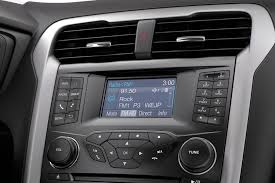 2014 ford fusion sound system 2014 ford fusion reviews and rating motor trend