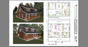 bachman u0026 associates architects u0026 builders cabin plans part 11