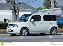 nissan cube 2015 private nissan cube mini van editorial photography image 64902742