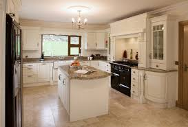 cream painted traditional kitchen other by glenvale kitchens