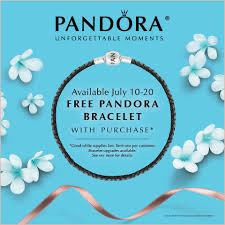free leather bracelet images Archived pandora 2014 promotions charms addict jpg