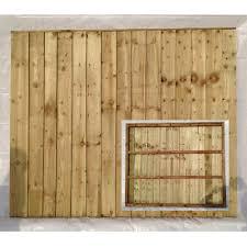 wooden picket fencing sold per metre kudos fencing supplies