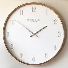 wall clocks buy klokke wall clock 35cm numbers online free gift oh clocks