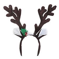 reindeer antlers headband christmas gift reindeer antlers headband christmas and