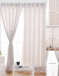 Office Curtain And Gray Office Window Curtains With Striped Lines