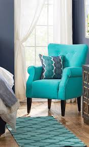 blue living room chair home design inspiraion ideas