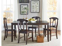 8 Piece Dining Room Sets Standard Furniture Larkin 5 Piece Dining Table Set With Open Oval