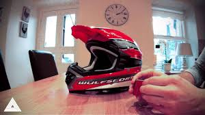 motocross helmet light how to mount a gopro hd camera onto your motocross helmet tips