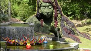 Garden Glass Art Chihuly In The Garden Returns To Atlanta Slideshow Atlanta