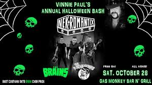 gas monkey pantera join vinnie paul for his annual halloween bash oct 28 at gas