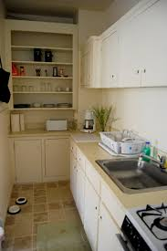 Small Kitchen Open Shelving Kitchen How To Create Narrow Space For Your Small Kitchen Design