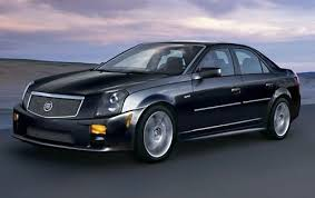 cadillac cts v 4 door used 2005 cadillac cts v for sale pricing features edmunds