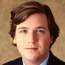 is tucker carlson s hair real tucker carlson cato institute