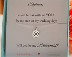 bridesmaids invites asking bridesmaid etsy