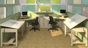 Ergonomic Drafting Table Officeanything Provides Modern Drafting Furniture Solutions