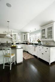 Dark Floor Kitchen by Best 20 Types Of Kitchen Countertops Ideas On Pinterest Types
