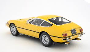 ferrari yellow interior ferrari 365 gtb 4 1968