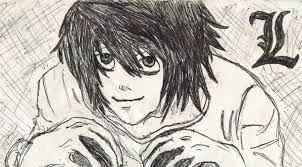 l death note pen sketch by sami is god on deviantart