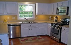 kitchen remodel ideas for small kitchen l shaped kitchen remodel donatz info