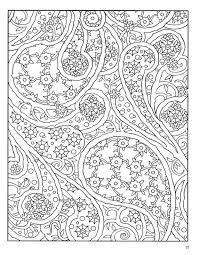 18 blue paisley designs coloring book images dover coloring book
