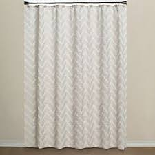 Neutral Shower Curtains This Is A Great Shower Curtain For The Bathroom Purchase In Fog
