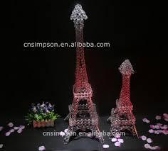 Cheap Eiffel Tower Decorations Wedding Eiffel Tower Centerpieces Images Wedding Decoration Ideas