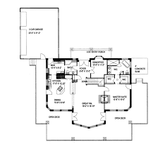 ranch style house plan 2 beds 3 baths 3871 sq ft plan 117 840