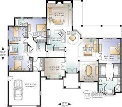 large home floor plans home office plan 1st level 4 bedroom home large master suite home