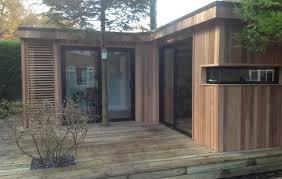 annexes u0026 bespoke builds contemporary garden rooms garden room