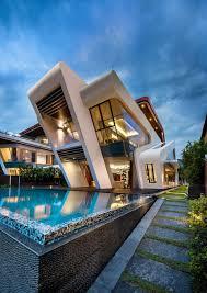 mercurio design lab create a modern villa in singapore design