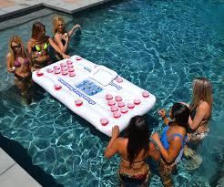 pool beer pong table the backyard site