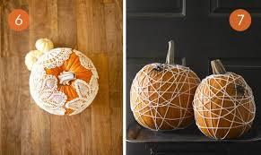 clever pumpkin roundup 10 clever no carve pumpkin ideas curbly