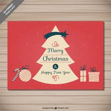 merry christmas 10 free vector xmas cards as ai and eps noupe