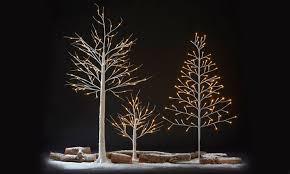 decorative trees groupon goods