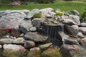 How To Make Backyard Pond by How To Build A Waterfall For Your Pond Blain U0027s Farm U0026 Fleet Blog