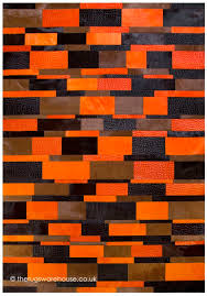 Orange Modern Rug 123 Best Orange Terracotta Rugs Images On Pinterest