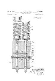patent us3414146 automatic backhoe unit for use with industrial