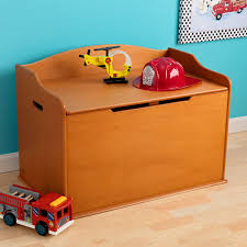 Wooden Toy Box Plans by Kidkraft The Austin Toy Box Hayneedle