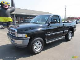 1996 dodge ram 4x4 black 1996 dodge ram 1500 lt regular cab 4x4 exterior photo