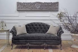 Green Velvet Tufted Sofa by Gray Velvet Tufted Sofa 38 With Gray Velvet Tufted Sofa