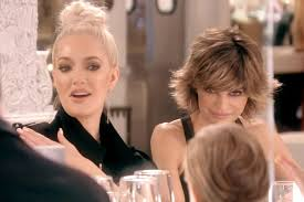 hair style from housewives beverly hills the real housewives of beverly hills recap season 8 episode 3