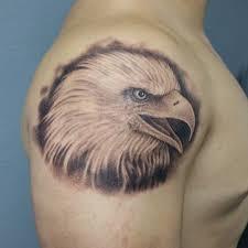 65 bald eagle tattoo ideas