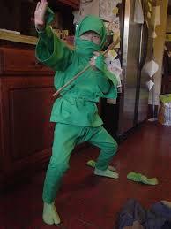 sewing pattern ninja costume the green ninja sewing projects burdastyle com
