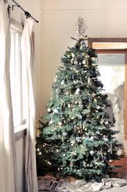 brown s christmas tree my diy rustic christmas tree in blues browns maegan