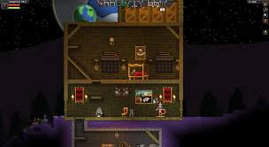 starbound houses building ship show off your house d page 8 chucklefish forums