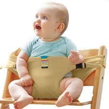 chaise bébé nomade chaise nomade pour bébé pas cher pourmontrésor
