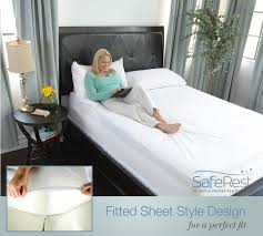twin size saferest premium hypoallergenic waterproof mattress
