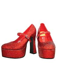 Dorthy Halloween Costumes Dorothy Shoes