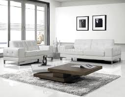 sofas with metal legs white leatherette contemporary sofa w metal legs options